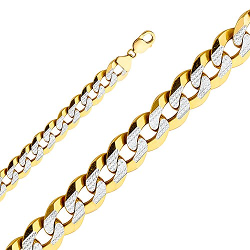 Wellingsale 14k Yellow Gold SO