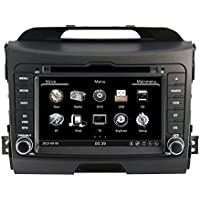 Zestech Touch Screen Car Dvd Player for KIA Sportage with Radio Multimedia Navigation System