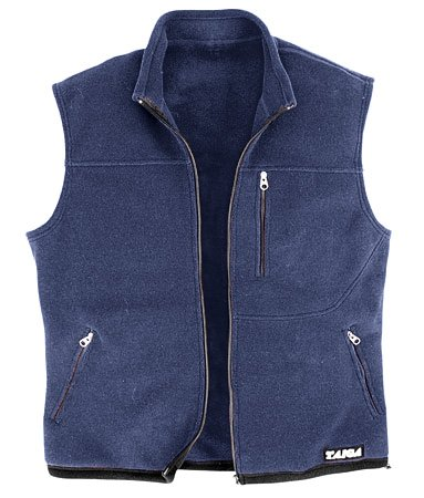 TAIGA Fleece Vest 300 CANADA