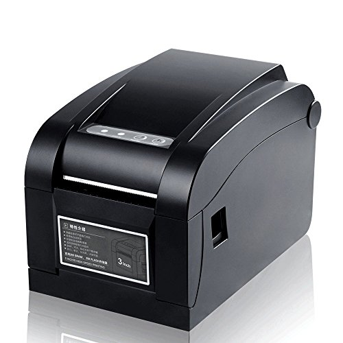 3 inch Thermal Barcode Printer MUNBYN Sticker Label Maker with Barcode Software BarTender For Price Labels Shipping Label Printing TSC Command (Bartender Sticker)