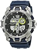 Armitron Sport Men's 20/5157NVY Analog-Digital Chronograph Navy Blue Resin Strap Watch