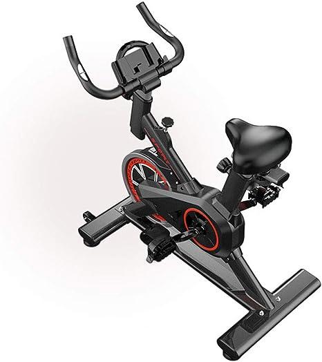 Bicicleta De Ejercicios Bicicleta De Spinning Portátil para ...