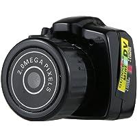 Mini câmera de vídeo de alta definição Câmera portátil Filmadora leve Micro DVR Filmadoras webcam