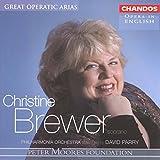 Christine Brewer: Great Operatic Arias