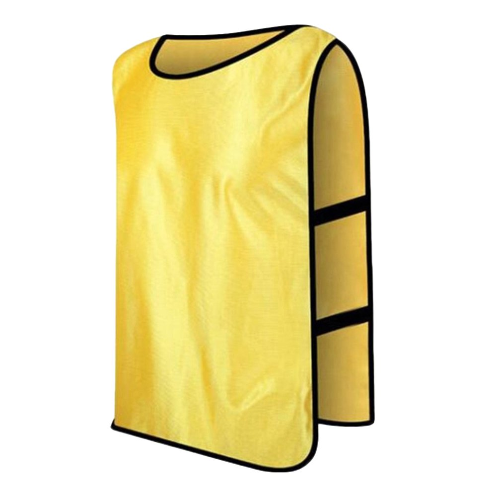 Gemini/_mall/® Training Bibs//Vests Sports Bibs Football Soccer Rugby Sports Bibs 13 Colours /& 2 Sizes