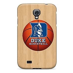 New Fashion Premium Tpu Case Cover For Galaxy S4 - Duke Basketball