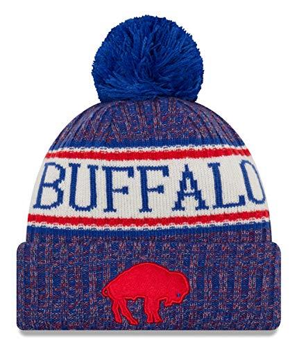 New Era Buffalo Bills 2018 NFL Sideline On Field Historic Sport Knit Hat