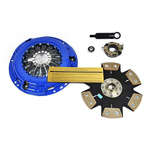 EFT STAGE 4 CLUTCH KIT FOR 90-93 TOYOTA CELICA ALL-TRAC MR-2 TURBO ES300 SOLARA CAMRY