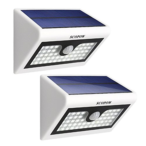 Solar Security Light White - 7