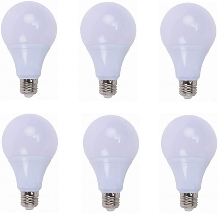 HBR 12V LED Bulbos E26 E27 AC/DC 12-24V Bombillas para Off Grid Iluminación Solar para Bombillas Camper Baja Tensión Edison Tornillo en Luz