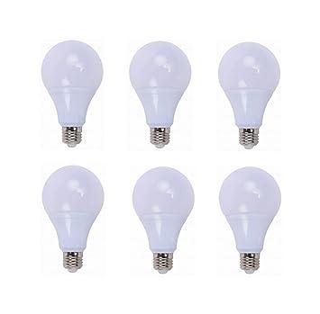 HBR 12V LED Bulbos E26 E27 AC/DC 12-24V Bombillas para Off Grid Iluminación Solar para Bombillas Camper Baja Tensión Edison Tornillo en Luz: Amazon.es: ...
