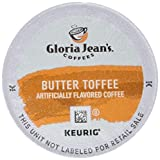 k cup coffee toffee - GREEN MOUNTAIN Gloria Jeans Butter Toffee Coffee 12 Ct Keurig Brewed K-cups Green, 12 ct