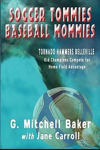 Soccer Tommies Baseball Mommies