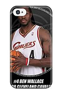 Saraumes NEjPmfj7858WHppM Protective For Ipod Touch 4 Case Cover (cleveland Cavaliers)