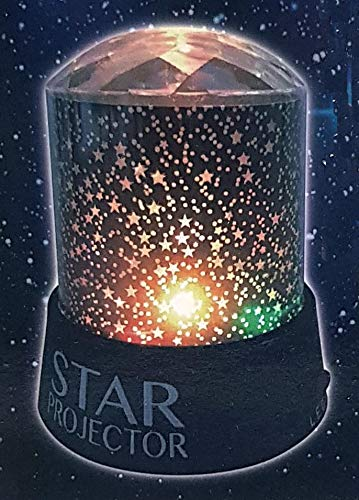 Shine El Cambio de Color del proyector de Estrellas Funciona con ...