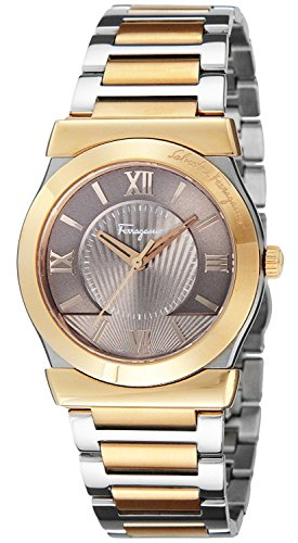 Salvatore-Ferragamo-watch-VEGA-Brown-Dial-stainless-FI0020014-Mens-parallel-import-goods