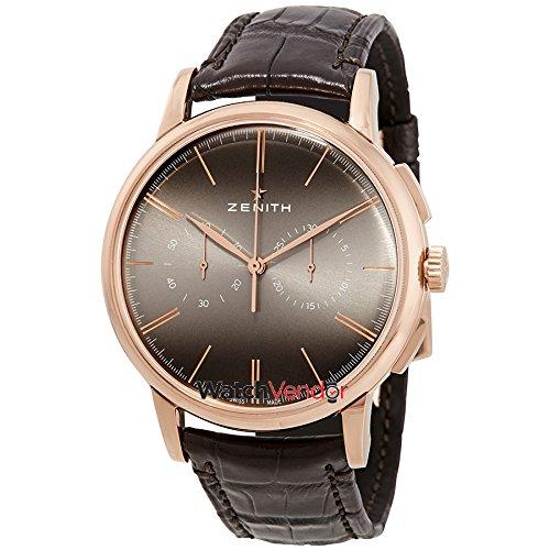 Zenith Elite - Reloj de pulsera para hombre con cronógrafo automático 18.2270.4069/18.C498: Amazon.es: Relojes