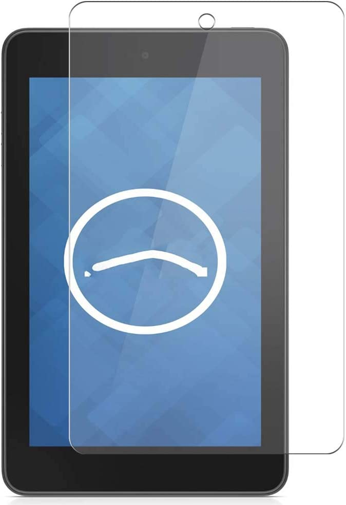 Puccy 2 Pack Anti Blue Light Screen Protector Film, compatible with Dell Venue 7 3000 (3736) 7