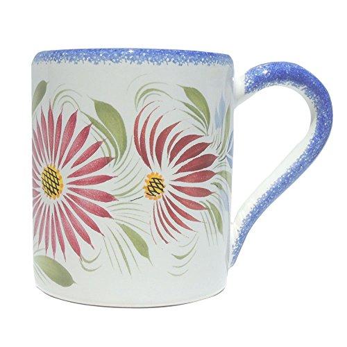 Hb Quimper Henriot (Quimper Fleuri Royal Coffee Mug)