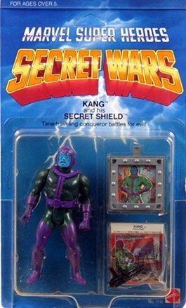 en promociones de estadios Marvel Secret Wars KANG Acción Figura w Secret Secret Secret Shield (1983 Mattel) by Mattel  compra en línea hoy