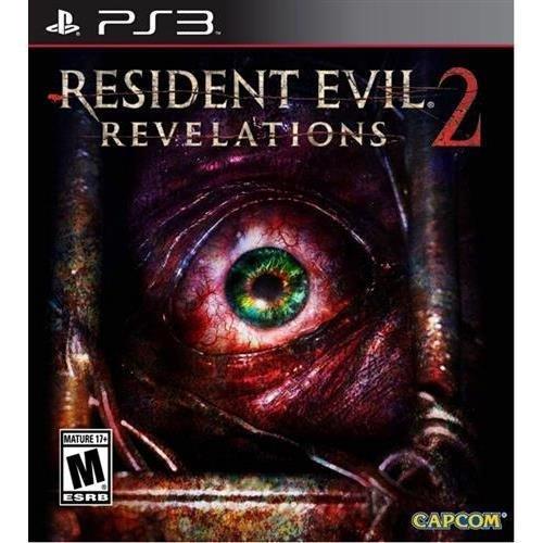 Capcom 34081 Resident Evil: Revelations 2 for Playstation 3 (Capcom34081)