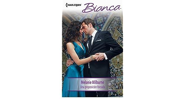 Una proposición forzada (Caffarelli Brothers Trilogy nº 3) eBook: Melanie Milburne: Amazon.es: Tienda Kindle