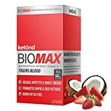 Ketōnd BioMAX - 20 'on the go packs' 11.7g of goBHB-D - The Naturally Occurring Ketone that is BIOLOGICALLY IDENTICAL to the Ketones Produced by Your Body! (Tigers Blood)