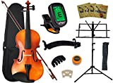 Crescent VL-NR-PW 4/4 Full Size Student Violin Starter - Best Reviews Guide