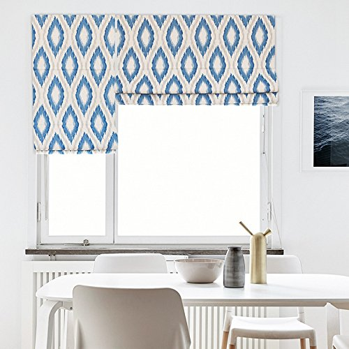 Quilted Roman Shades - 3
