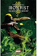 Immortal Iron Fist Vol. 3: Book of the Iron Fist (Immortal Iron Fist (2006-2009)) Kindle Edition