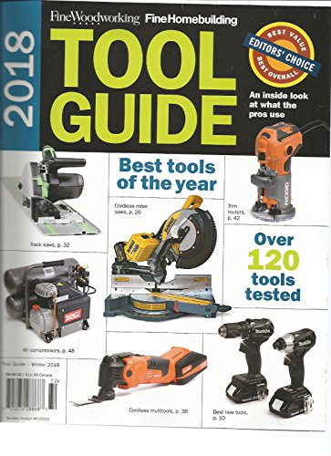 FINE WOOD WORKING MAGAZINE WINTER 2018, 2018 TOOL - International Rates Usps Flat