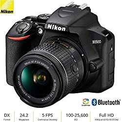 Image of the product Nikon D3500 242MP DSLR that is listed on the catalogue brand of Nikon.