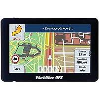 WorldNav 588060 WorldNav 5880 High-Resolution 5 Truck GPS Device