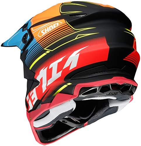 Shoei VFX-EVO Zinger Helmet-TC-10-XL