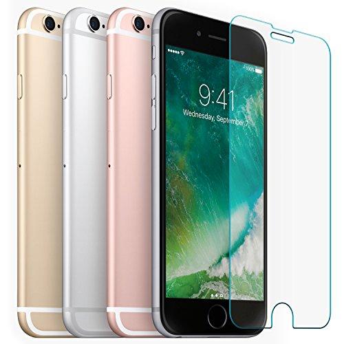 iPhone 6S Plus Glass Screen Protector, Tech Armor Premium Ballistic Glass Apple iPhone 6S / iPhone 6 Plus (5.5-inch) Screen Protectors [1] (High Tech Iphone 6 Case)