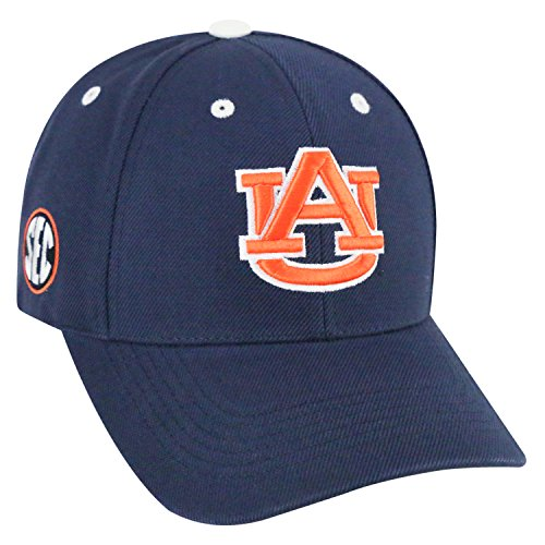 Top of the World NCAA-Triple Conference-Adjustable Hat Cap-Auburn Tigers