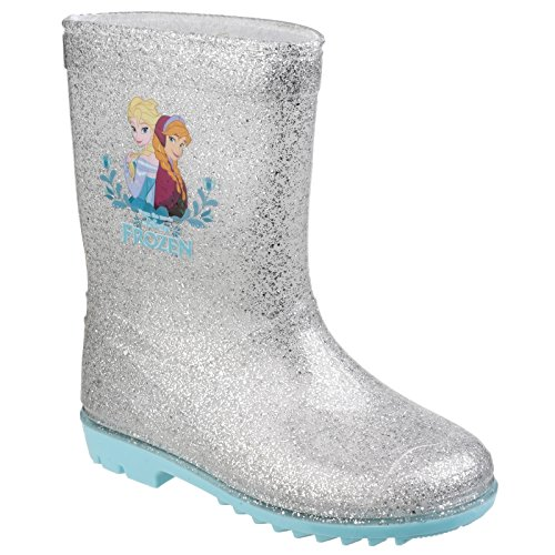 Disney Frozen Childrens Waterproof Wellington