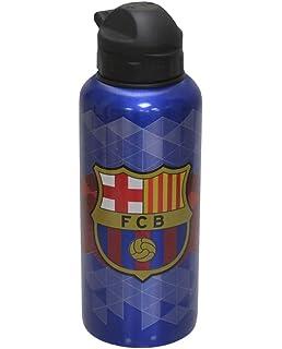 Alusport Bottles FCB Himno Botella Deportiva de Aluminio, Hombre ...