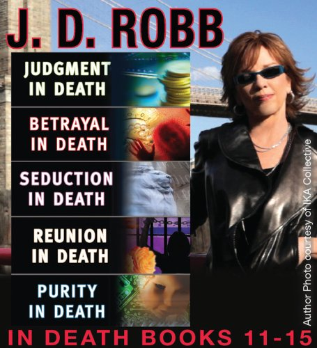 J.D. Robb  THE IN DEATH COLLECTION Books 11-15 ()