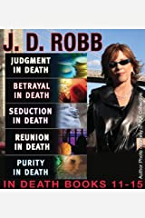 J.D. Robb  THE IN DEATH COLLECTION Books 11-15 Kindle Edition