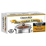 Kitchen & Housewares : Crockpot Slow Cooker Liner - 4 liners 13In x 20.30In