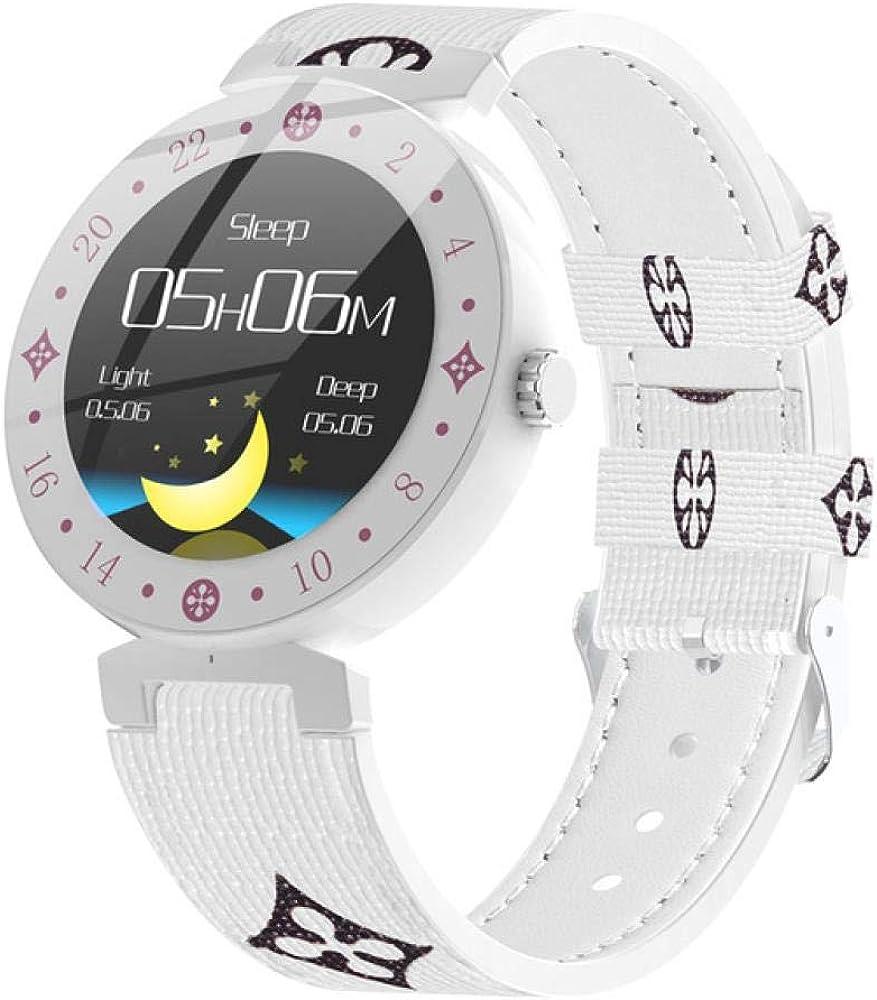 Fashion Noble Women Smart Watch Lv88S para Niña Regalo Fitness ...