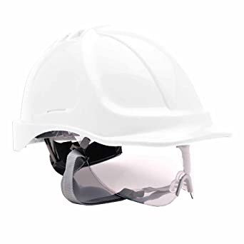 Portwest PW55 - Casco de seguridad (gorro duro, con especificaciones integrales), color