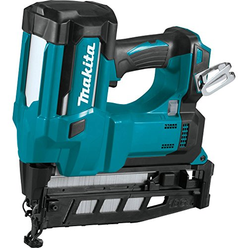 Makita XNB02Z 18V LXT Straight Finish Nailer, 16 Gauge/2-1/2