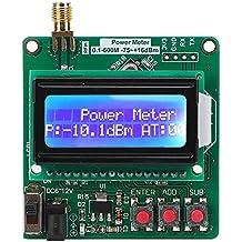 Digital RF Power Meter,RF Detection Module,RF Power Measurement -75-+16 dBm Inspection Test Tools, Frequency Attenuation Module