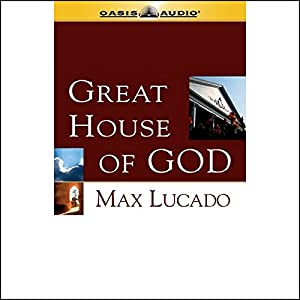 Great House of God Audiobook