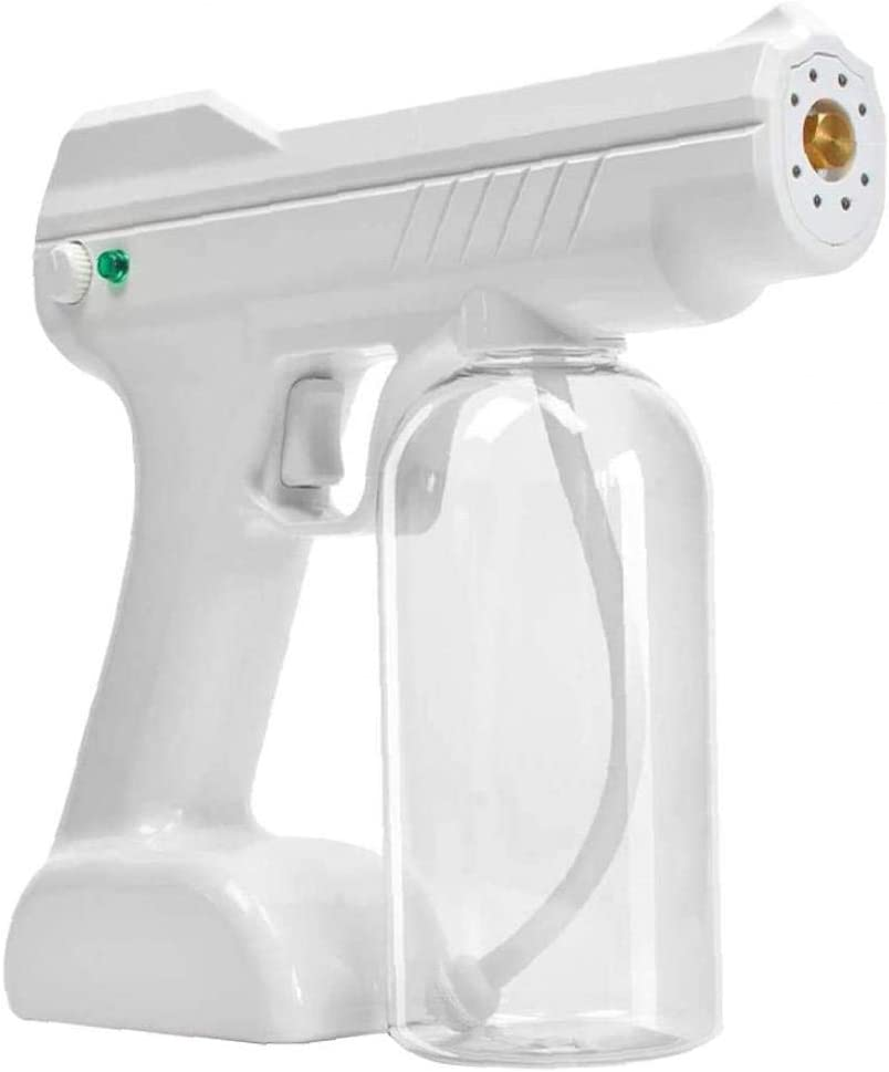 shentaotao Nano Vapor atomizador nebulizador eléctrico Handheld pulverizador Desinfección Máquina de Vapor Recargable de Gran Capacidad
