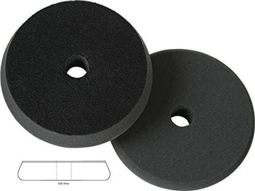 White bbnmore Lake Country Forced 6.5 Buffing Pad