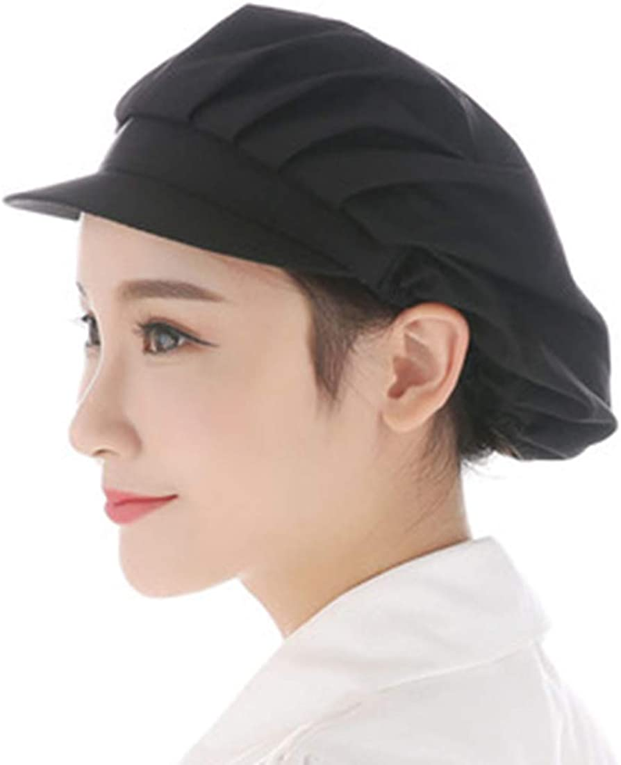 Dingtuo Mesh Chef Hat Catering Hair Net Workshop Net Cap