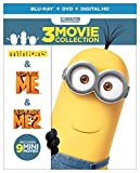 Despicable Me: 3-Movie Collection [Blu-ray]